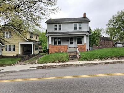 Single Family Home For Sale: 617 Brady Ave