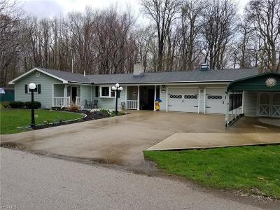 Conneaut Single Family Home For Sale: 7825 Pennsylvania Ave