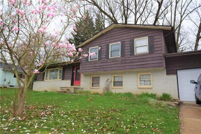Kent Single Family Home Active Under Contract: 538 Harvey Street