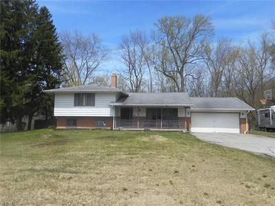 North Royalton Single Family Home For Sale: 7374 Cady Rd