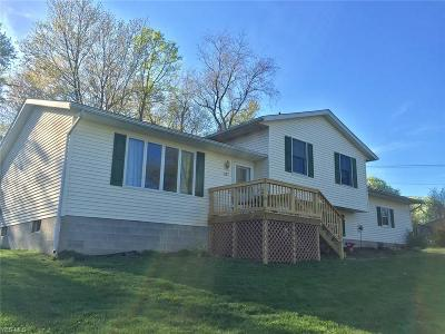 Muskingum County Single Family Home For Sale: 337 Timber Run Rd