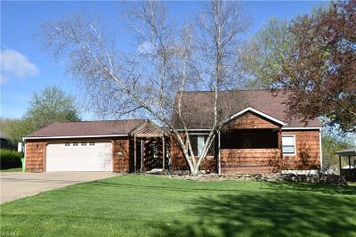 Massillon Single Family Home For Sale: 643 27th St Northwest