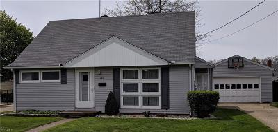 Canton Single Family Home For Sale: 1133 Grandview Ave Southwest