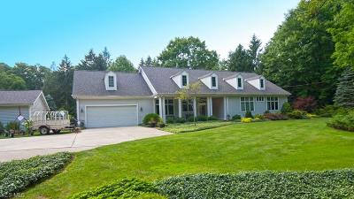 Willoughby Hills Single Family Home For Sale: 36921 Rogers Road