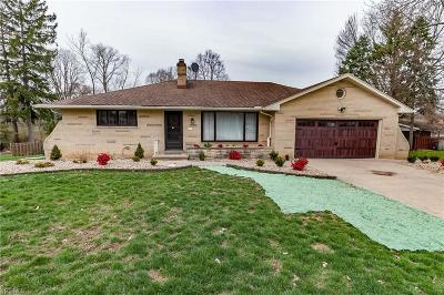 Parma Single Family Home Contingent: 7440 North Linden Ln
