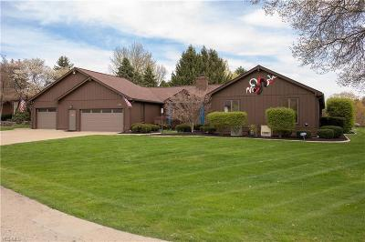 Canton Single Family Home For Sale: 4804 Tanglewood Cir Northeast