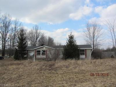 Huron County Single Family Home For Sale: 5236 State Route 18