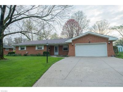 Single Family Home For Sale: 8994 Lowell Ln