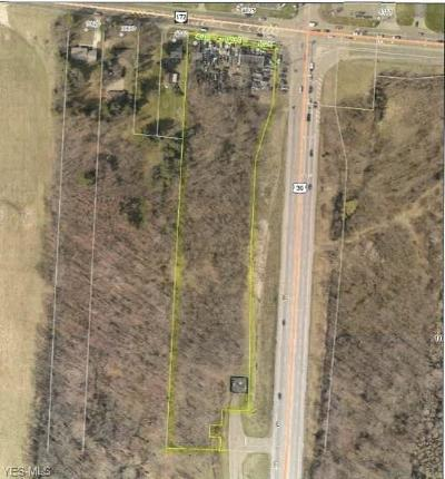 Canton Residential Lots & Land For Sale: 4026 Lincoln St East