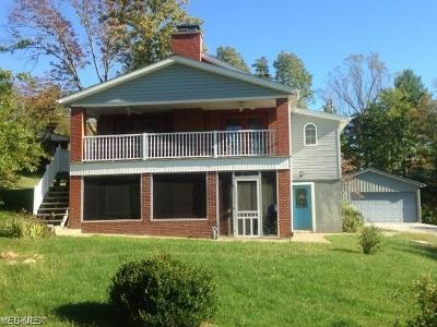 Single Family Home For Sale: 24759 Lakeland Rd