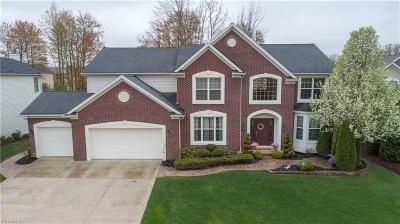 Strongsville Single Family Home Active Under Contract: 20703 Donegal Lane