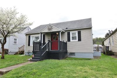 Zanesville Single Family Home For Sale: 207 Florence Avenue
