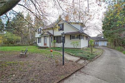 Single Family Home For Sale: 172 Brush Rd