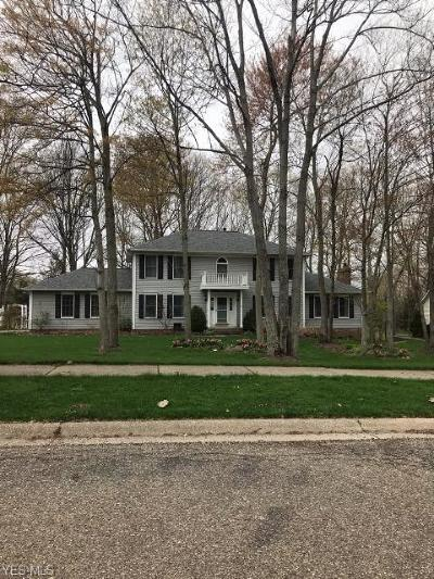 Macedonia Single Family Home Contingent: 8700 Wiltshire Dr