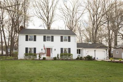 Fairview Park Single Family Home Contingent: 20795 Valley Forge Dr
