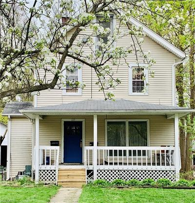 Kent Multi Family Home Contingent: 127 South Pearl St