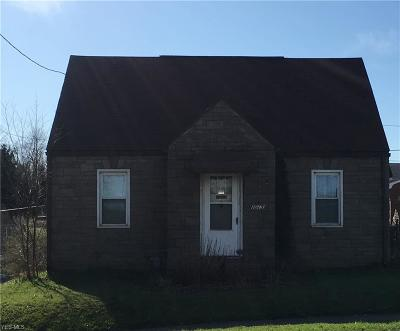 Zanesville Single Family Home For Sale: 1015 Pine St