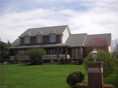 Painesville Single Family Home Contingent: 11320 Exmoor Dr