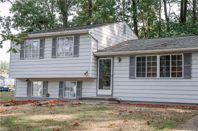 Girard Single Family Home For Sale: 3725 Oakview Drive
