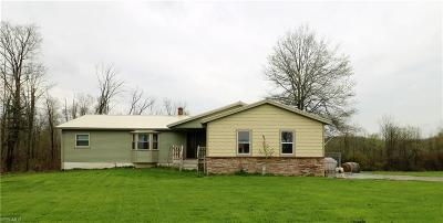 Ashland County Single Family Home Contingent: 564 Co Rd 800