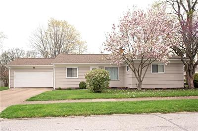 Rocky River Single Family Home Active Under Contract: 2388 Rocky River Oval
