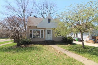 Willowick Single Family Home Active Under Contract: 328 E 324