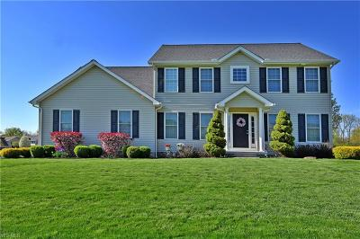 Warren Single Family Home For Sale: 96 Westwind Drive
