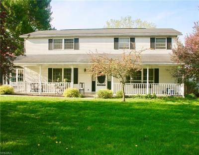 Nashport Single Family Home For Sale: 3315 Creamery Road