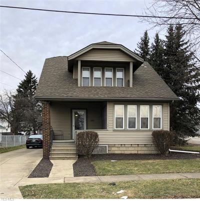 Girard Single Family Home For Sale: 304 E 2nd Street