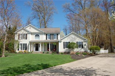 Macedonia Single Family Home Active Under Contract: 9103 Crestline Drive