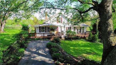 Lisbon Single Family Home For Sale: 14593 State Route 164