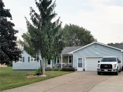 Brunswick Single Family Home Contingent: 4534 Wolff Dr