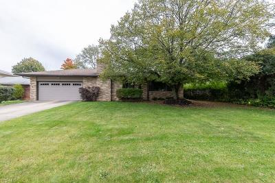 Brunswick Single Family Home For Sale: 1125 Blueberry Hill Dr