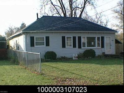 Elyria Single Family Home For Sale: 514 16th Street