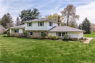 Willoughby Hills Single Family Home Active Under Contract: 36270 Maple Grove Road