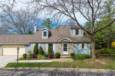 Rocky River Condo/Townhouse Contingent: 22781 Pond Dr #3