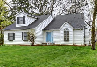 Rocky River Single Family Home Contingent: 2790 Wagar Rd