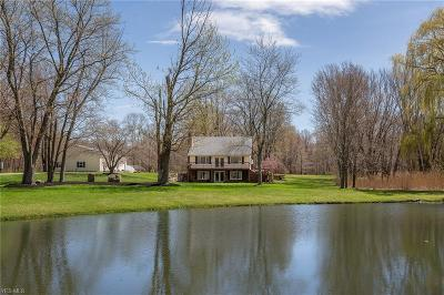 Madison Single Family Home Active Under Contract: 2599 Townline Road