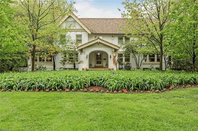 Shaker Heights Single Family Home For Sale: 17300 South Park Blvd
