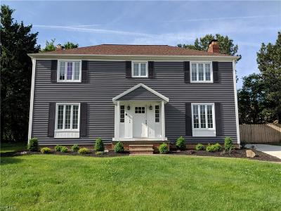 Rocky River Single Family Home For Sale: 1148 Whittlesay Ln