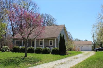 Alliance OH Single Family Home Sold: $125,000