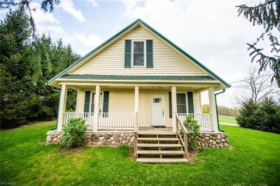 Single Family Home For Sale: 60906 High Hill Rd