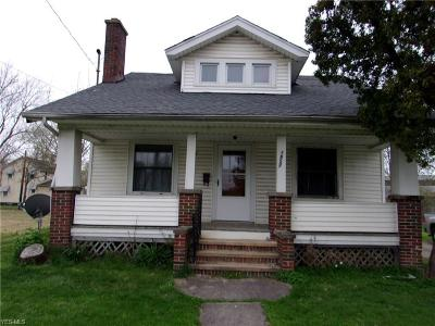 Elyria Single Family Home For Sale: 1857 Middle Avenue