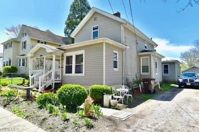 Ravenna Single Family Home For Sale: 331 Day St