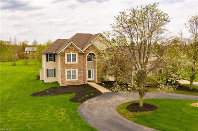 Chagrin Falls Single Family Home Contingent: 11600 Frostwood Dr