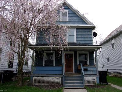 Elyria Single Family Home For Sale: 352 11th Street