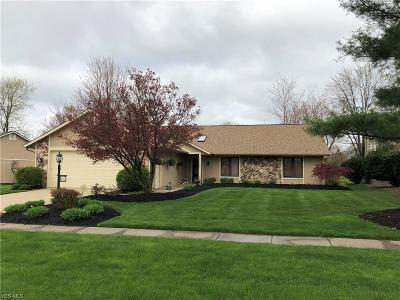 Strongsville OH Single Family Home Sold: $225,000