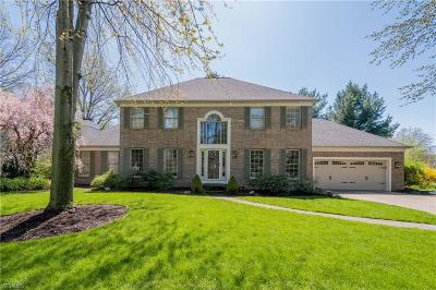 Avon Lake Single Family Home Active Under Contract: 367 Williamsburg Drive