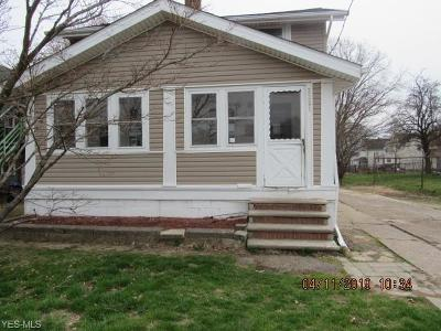 Lorain County Single Family Home For Sale: 3331 Elyria Ave