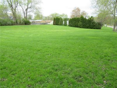 Canton Residential Lots & Land For Sale: 53rd St Southwest